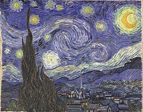 ゴッホの有名な絵画